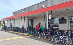 Bike & Brew on June 23